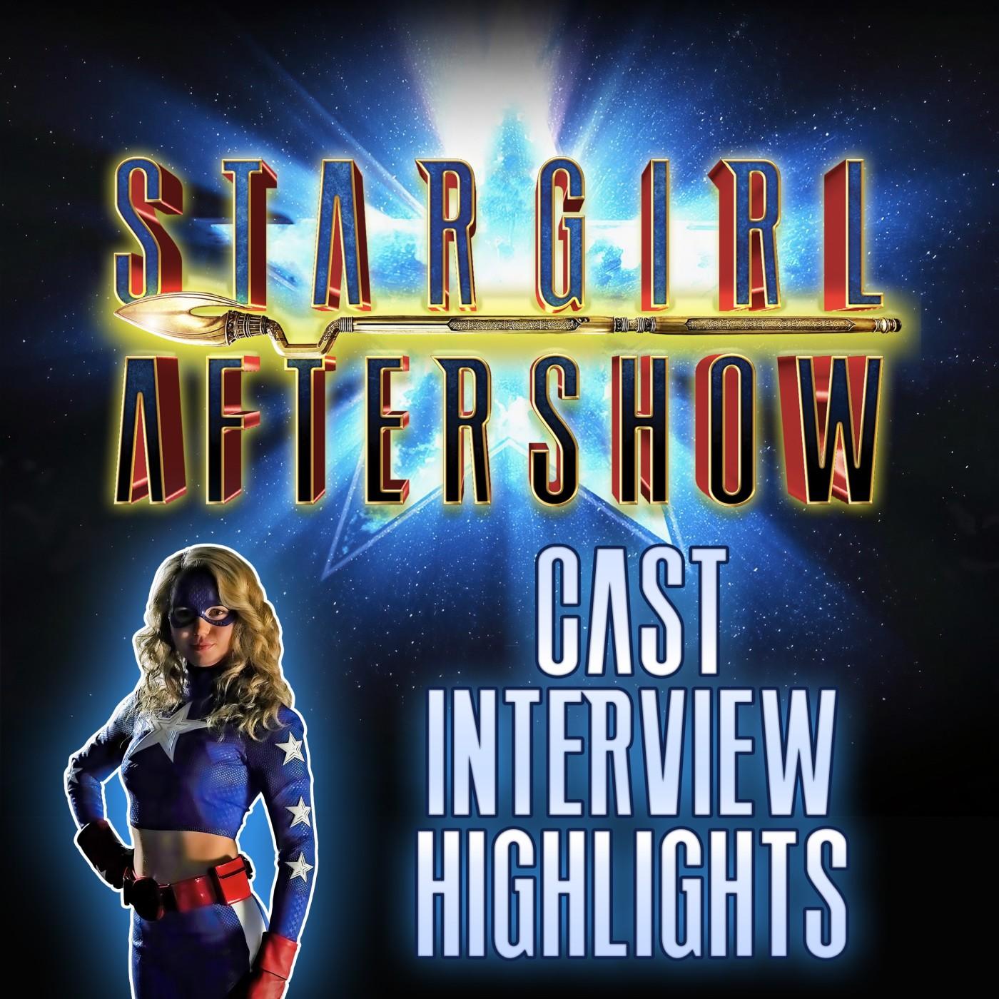 Season 0 – Episode 9: Cast Interview Highlights